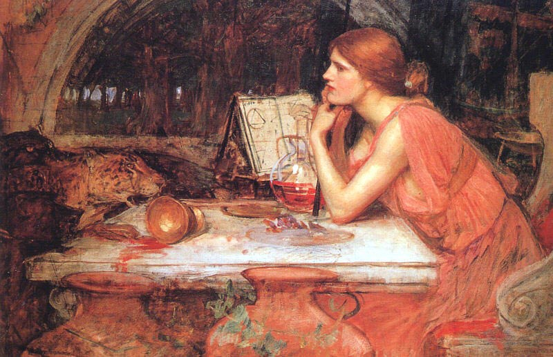 Waterhouse,_JW_-_The_Sorceress_(1913)